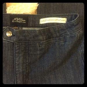 NYDJ Wide Leg Jeans-Size 6